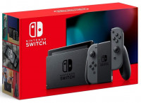 Nintendo Switch (Grey) | новая ревизия