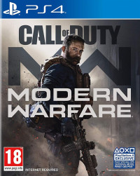 Call of Duty Modern Warfare 2019 (PS4)