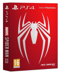 Marvel's Spider-Man Special Edition (PS4)