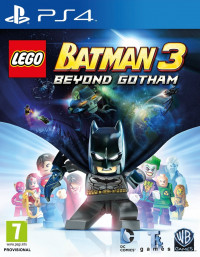Lego Batman 3 (PS4)