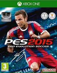 Pro Evolution Soccer 2015 (Xbox One) PES 2015