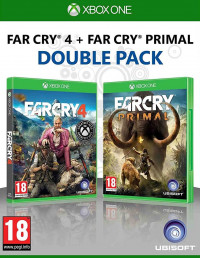Far Cry Primal and Far Cry 4 (Xbox One)