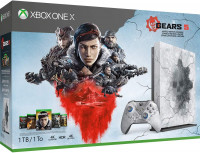 Xbox One X 1TB Gears 5 Limited Edition