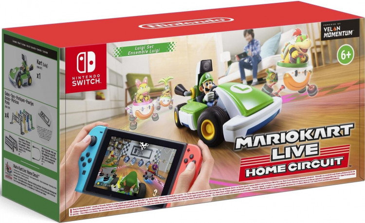 Mario Kart Live: Home Circuit - Luigi (Nintendo Switch)