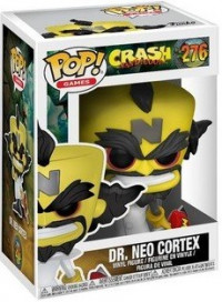 POP! Vinyl Games Crash Bandicoot-Neo Cortex