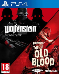 Wolfenstein The New Order + The Old Blood (PS4)