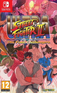 Ultra Street Fighter 2 (Nintendo Switch)