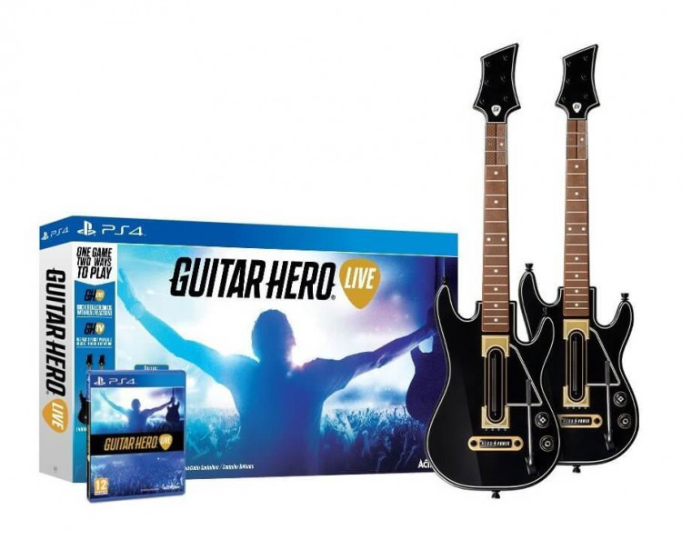 Guitar Hero Live Bundle (PS4)