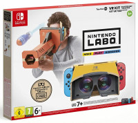 Nintendo Labo Набор VR Starter Set + Blaster (Switch)