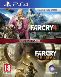 Far Cry Primal и Far Cry 4 (PS4)
