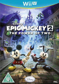 Epic Mickey 2 The Power of Two (Wii U)