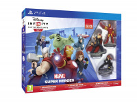 Disney Infinity 2.0 Marvel Super Heroes Starter Pack (PS4)