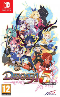 Disgaea 5 (Nintendo Switch)