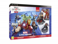 Disney Infinity 2.0 Marvel Super Heroes Starter Pack (PS3)