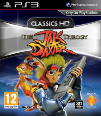 Jak and Daxter Trilogy (PS3)