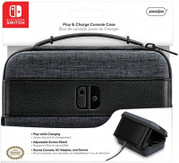 PDP Play and Charge Console Case (Nintendo Switch)