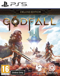 Godfall: Deluxe Edition (PS5)