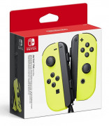Nintendo Switch Joy-Con Controller Pair Neon Yellow