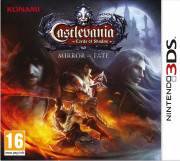 Castlevania Lords of Shadow Mirrors of Fate (3DS)