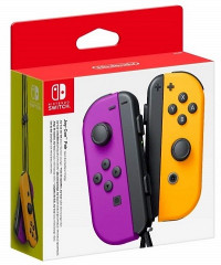 Nintendo Switch  Joy-Con Pair Neon Purple | Neon Orange