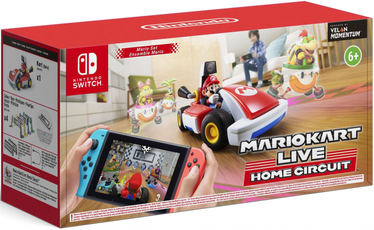 Mario Kart Live: Home Circuit - Mario (Nintendo Switch)