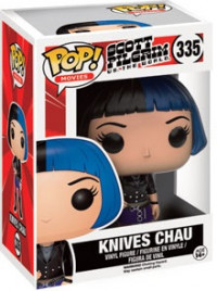 POP! Vinyl: Scott Pilgrim Knives Chau