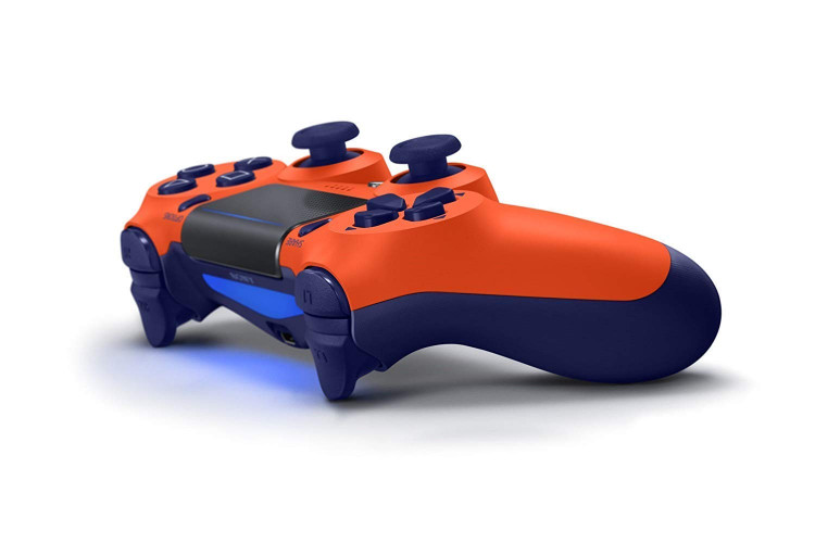 Dualshock 4 V2 Sunset Orange