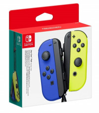 Nintendo Switch Joy-Con Pair Neon Blue | Neon Yellow