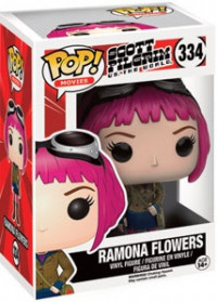POP! Vinyl: Scott Pilgrim Ramona Flowers
