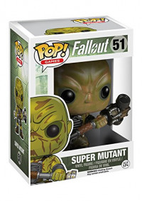 POP! Vinyl: Fallout Super Mutant