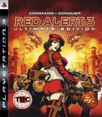 Command and Conquer: Red Alert 3 (PS3)