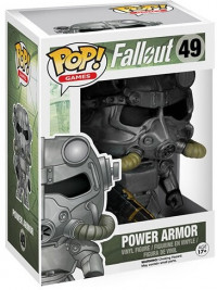POP! Vinyl: Fallout Power Armor (Brotherhood of Steel)