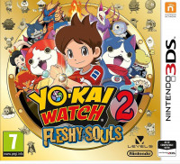 Yo-Kai Watch 2 Fleshy Souls (3DS)