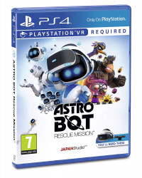 Astro Bot Rescue Mission (PS4 VR)
