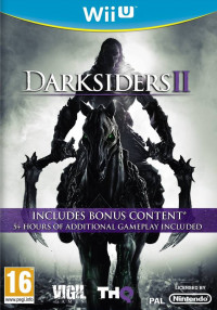 Darksiders II Death Lives (Wii U)