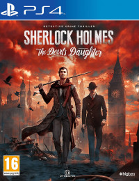 Sherlock Holmes The Devils Daughter (PS4)