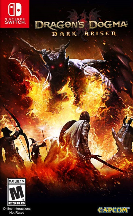 Dragons Dogma Dark Arisen (Nintendo Switch)