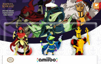 Amiibo Shovel Knight Collection (Nintendo Switch)