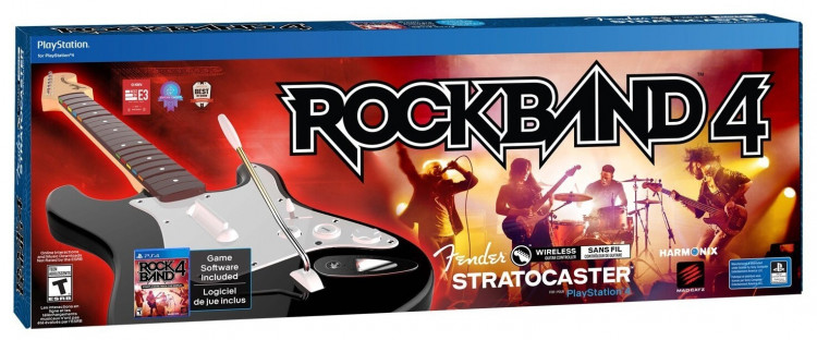 Rock Band 4 (PS4)