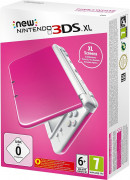 New 3DS XL Pink / White