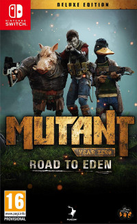 Mutant Year Zero Road to Eden (Nintendo Switch)