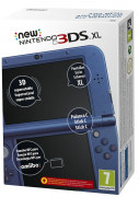 New 3DS XL Metallic Blue