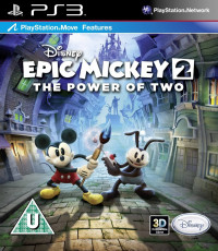 Epic Mickey 2 The Power of Two (PS3)