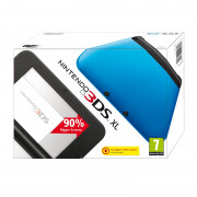 Nintendo 3DS XL Blue (Прошивка 4.5)