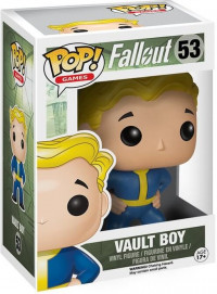 POP! Vinyl Fallout Vault Boy
