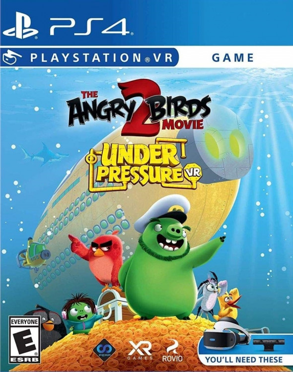 The Angry Birds Movie 2 Under Pressure (PS4 VR)