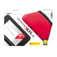 Nintendo 3DS XL Red (Прошивка 4.5)
